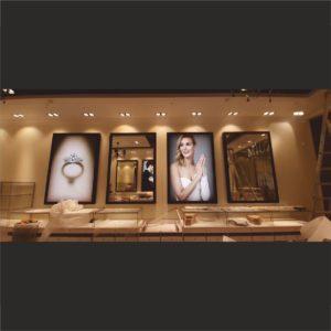 оформление ювелирный салон